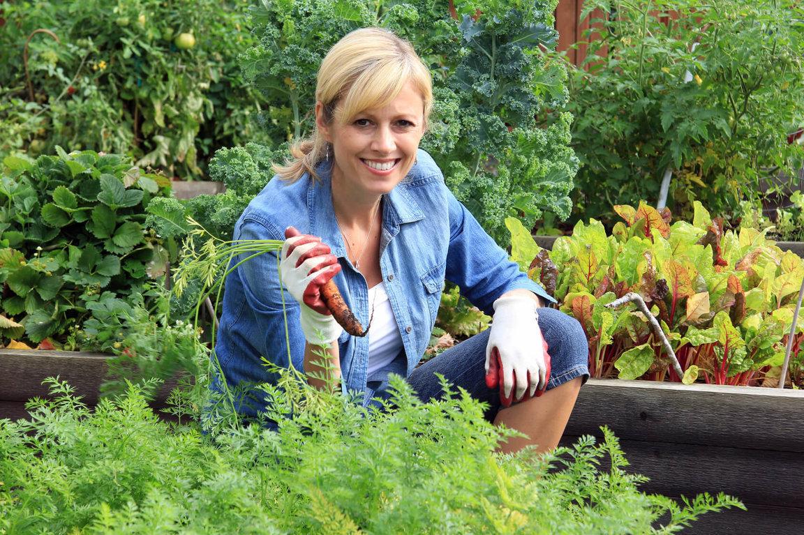 Veganic Gardening