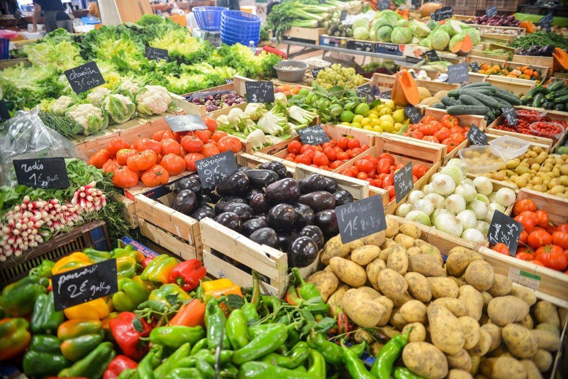 Eat More Fruits & Vegetables