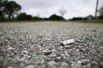 Cigarette Butt Litter